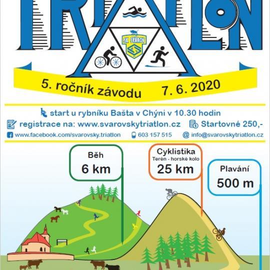 5. ročník Svárovského triatlonu