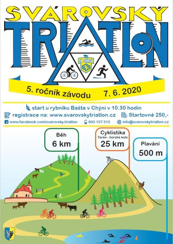 5.ročník Svárovského triatlonu