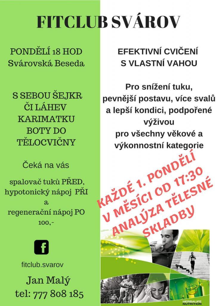 FITCLUB Svárov